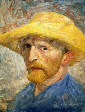 Vincent Van Gogh Painting - Self Portrait 1887 2 Vincent van Gogh