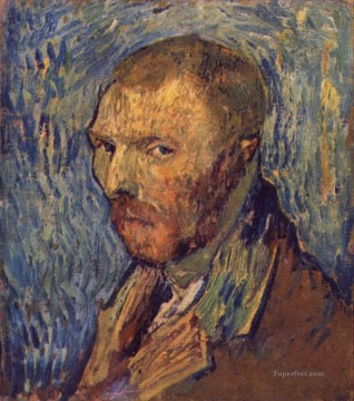 Selfportrait 1889 2 Vincent van Gogh Oil Paintings