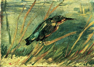 The Kingfisher Vincent van Gogh Oil Paintings