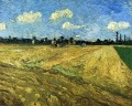 The Ploughed Field Vincent van Gogh