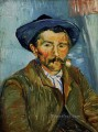 The Smoker Peasant Vincent van Gogh