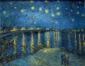 The Starry Night 2 Vincent van Gogh