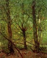 Trees and Undergrowth 2 Vincent van Gogh
