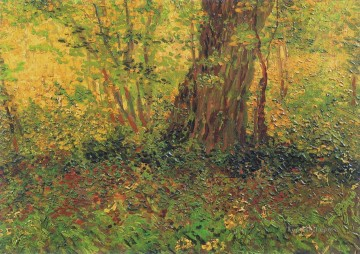 row works - Undergrowth Vincent van Gogh