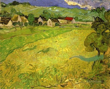 View of Vessenots near Auvers Vincent van Gogh Oil Paintings