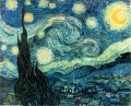 van Gogh The Starry Night 2