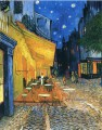 Cafe Terrace Place du Forum Arles Vincent van Gogh
