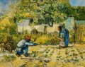 First Steps after Millet Vincent van Gogh