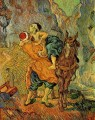 The Good Samaritan after Delacroix Vincent van Gogh
