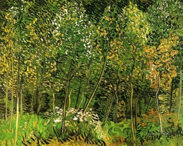 Vincent Van Gogh Painting - The Grove Vincent van Gogh