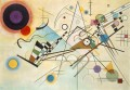 Composition VIII Expressionism abstract art Wassily Kandinsky