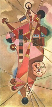 points Art - Fixed points Wassily Kandinsky