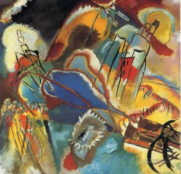 Picture With An Archer Wassily Kandinsky Softland