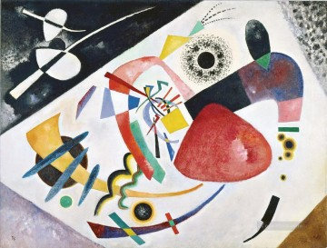 Red Spot II Roter Fleck II Wassily Kandinsky Oil Paintings