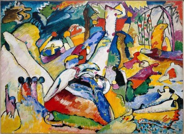 Sketch for Composition II Skizze fur Komposition II Wassily Kandinsky Oil Paintings