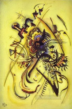 Wassily Kandinsky Painting - To the Unknown Voice Wassily Kandinsky