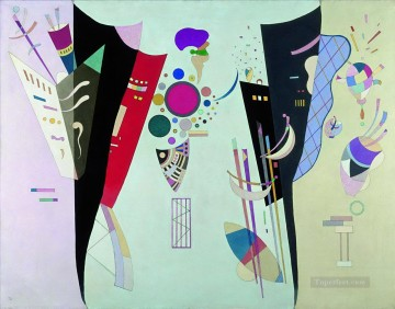 Wassily Kandinsky Painting - Reciprocal Accords Wassily Kandinsky