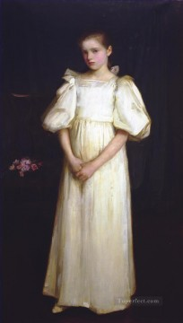william art painting - Portrait of Phyllis Waterlo Greek female John William Waterhouse