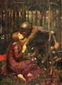 La belle dam sans mercie Greek female John William Waterhouse