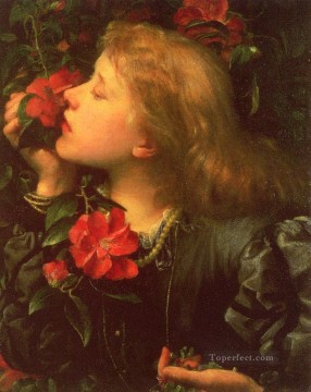 Choosing symbolist George Frederic Watts Oil Paintings