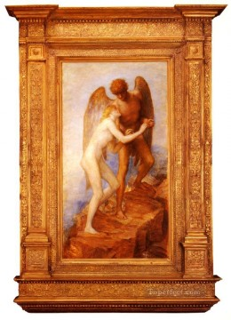 Love Painting - Love And Life symbolist George Frederic Watts