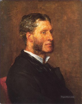 Matthew Arnold George Frederic Watts Oil Paintings