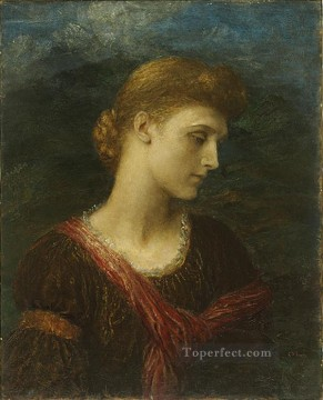 Violet Lindsay symbolist George Frederic Watts Oil Paintings