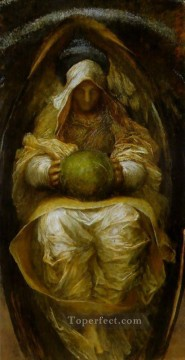 symbolist George Frederic Watts Oil Paintings