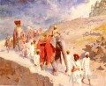 An Indian Hunting Party Persian Egyptian Indian Edwin Lord Weeks