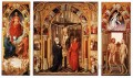 Triptych of the Redemption Rogier van der Weyden