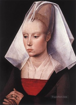 Rogier van der Weyden Painting - Portrait of a Woman Netherlandish painter Rogier van der Weyden
