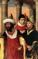 Group of Men Netherlandish painter Rogier van der Weyden