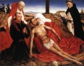 Lamentation Netherlandish painter Rogier van der Weyden