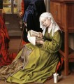 The Magdalene Reading Netherlandish painter Rogier van der Weyden