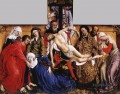 Deposition Netherlandish painter Rogier van der Weyden