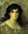 James Abott McNeill Head of a Young Woman James Abbott McNeill Whistler