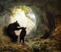 Bear and Cubs William Holbrook Beard
