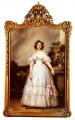 A FullLength Portrait Of HRH royalty portrait Franz Xaver Winterhalter