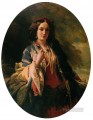 Katarzyna Branicka Countess Potocka royalty portrait Franz Xaver Winterhalter