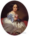 Princess Charlotte of Belgium royalty portrait Franz Xaver Winterhalter