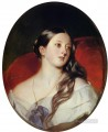 Queen Victoria royalty portrait Franz Xaver Winterhalter