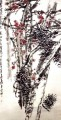Wu cangshuo pine and plum blossom old China ink