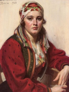 Maria Works - Ols Maria foremost Sweden Anders Zorn
