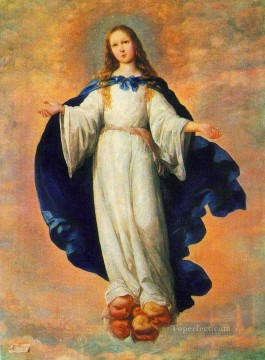 Francisco Art Painting - The Immaculate Conception2 Baroque Francisco Zurbaron