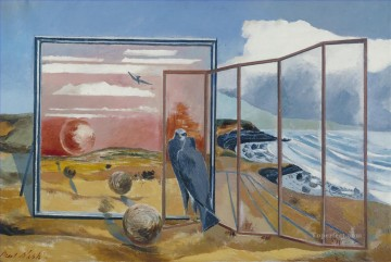 Paul Nash Dream Landscape Oil Paintings