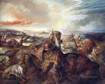 100 Great Art Painting - Otto Dix Flanders