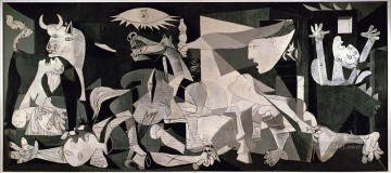 Artworks in 150 Subjects Painting - Pablo Picasso Guernica