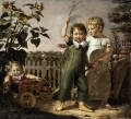 Philipp Otto Runge The Hulsenbeck Children