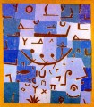 Legend of the Nile 1937 Abstract Expressionism