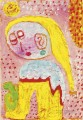 Magdalena before the conver Abstract Expressionism